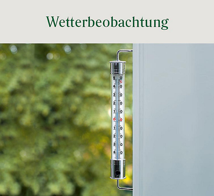 Wetterbeobachtung
