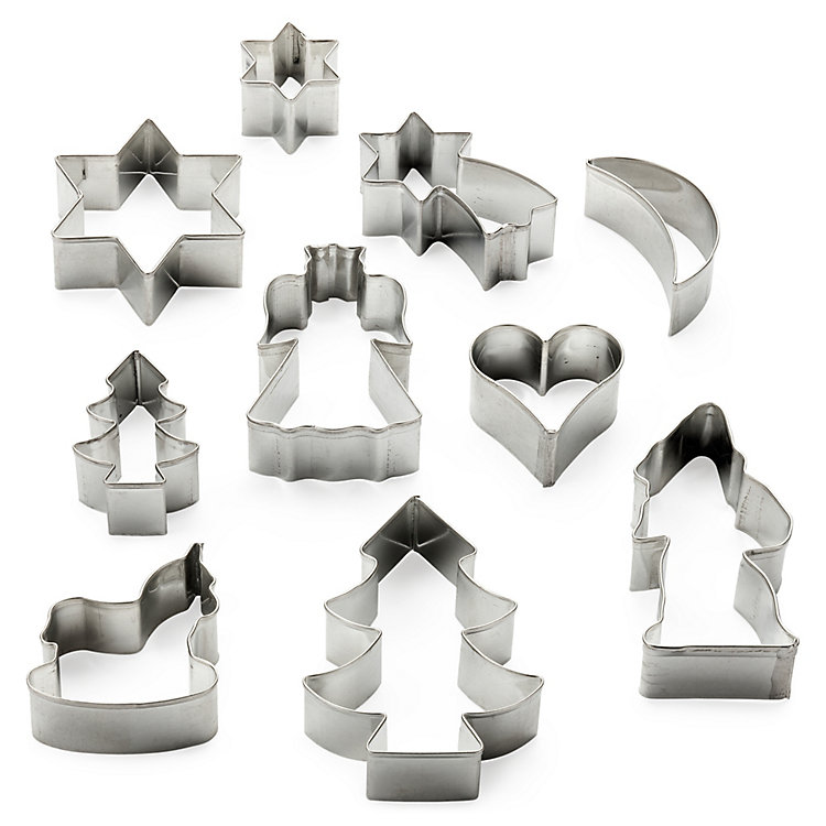 10 Shape Cutters