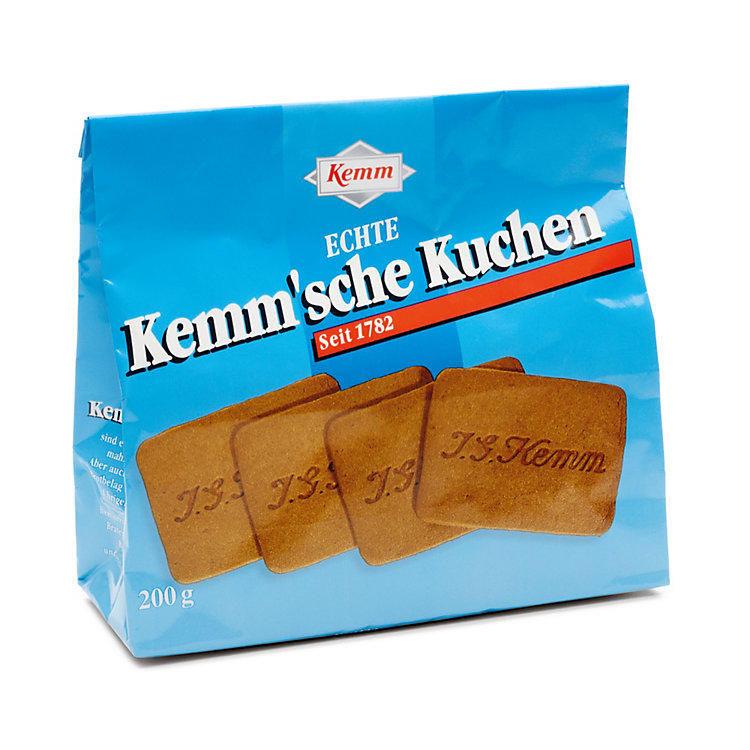 2 Packets of Genuine Kemm Biscuit