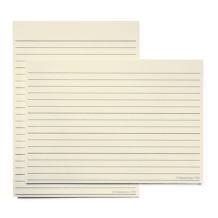 200 DIN A7 File Index Cards
