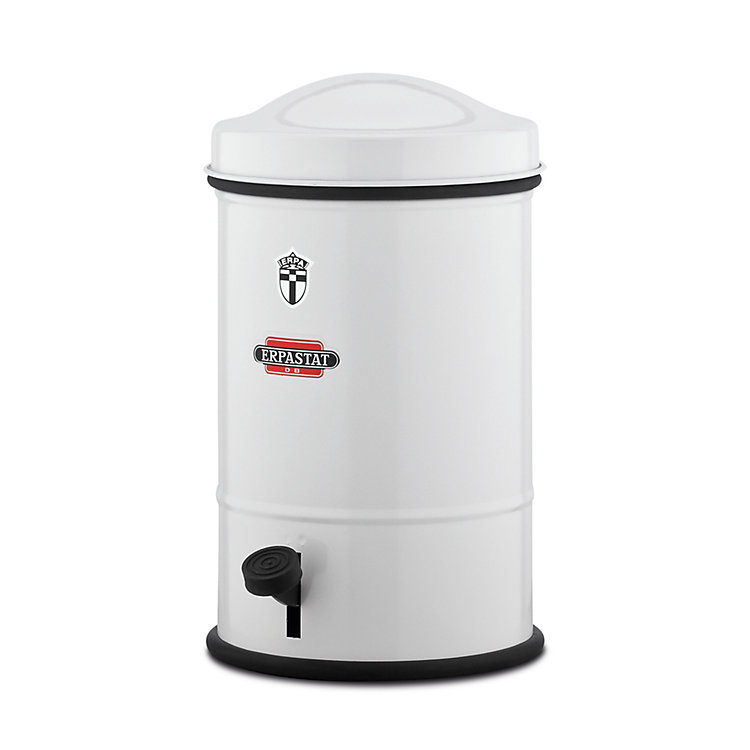 5 Litre Metal Bathroom Waste Bin