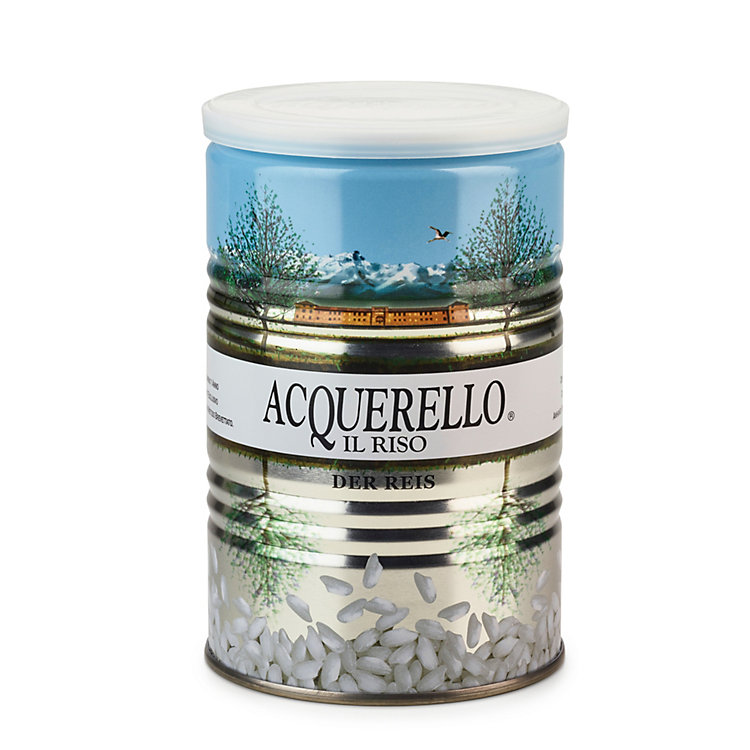 Acquerello Carnaroli rice 500 g tin