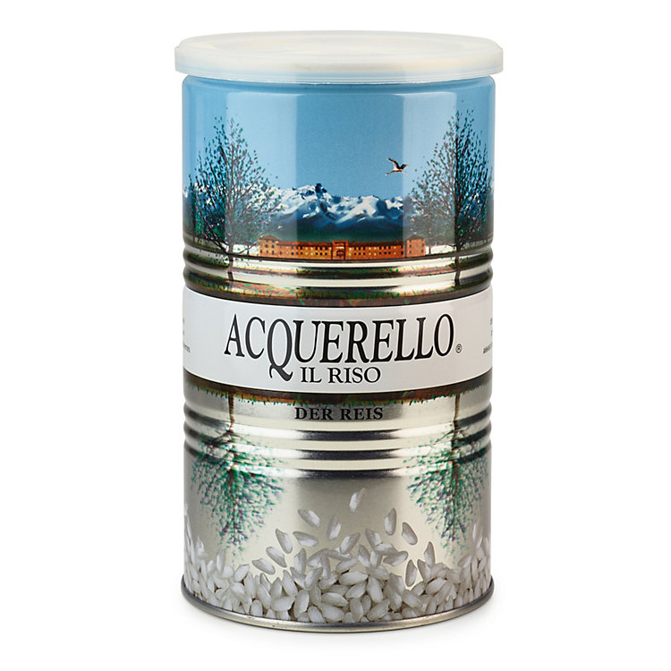 Acquerello Carnaroli rice 1 kg tin