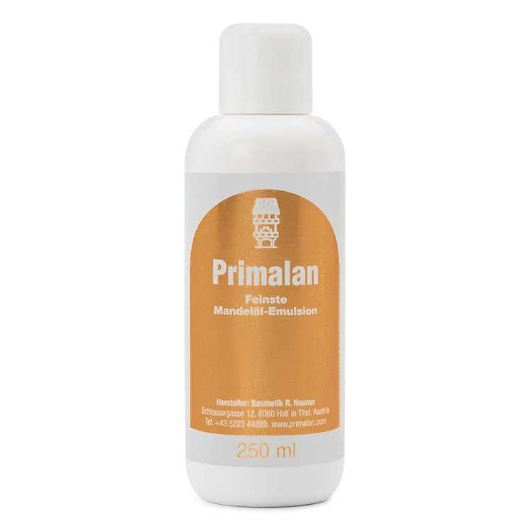 Almond Oil Emulsion Primalan, 250-ml