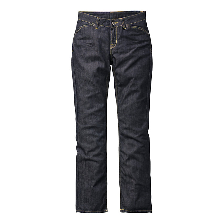 Ann Sheppard Five-Pocket Denim Denim