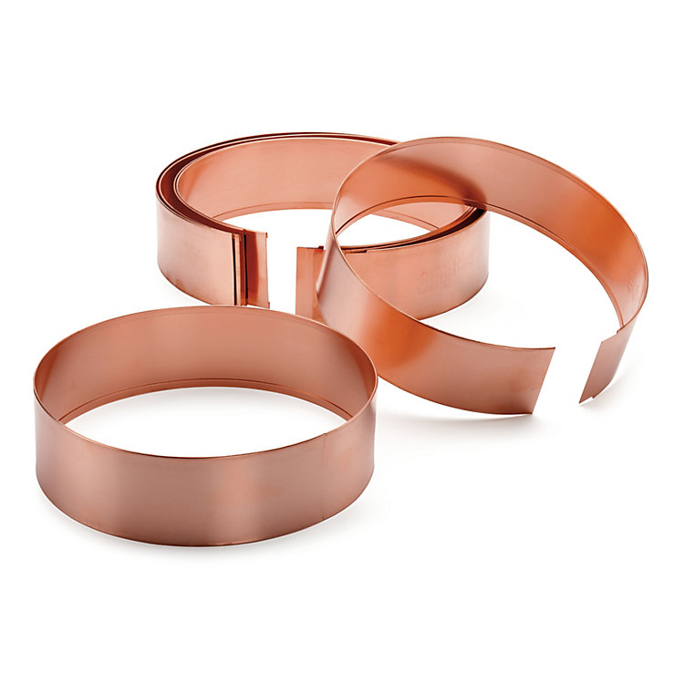 Anti-slug Copper Rings