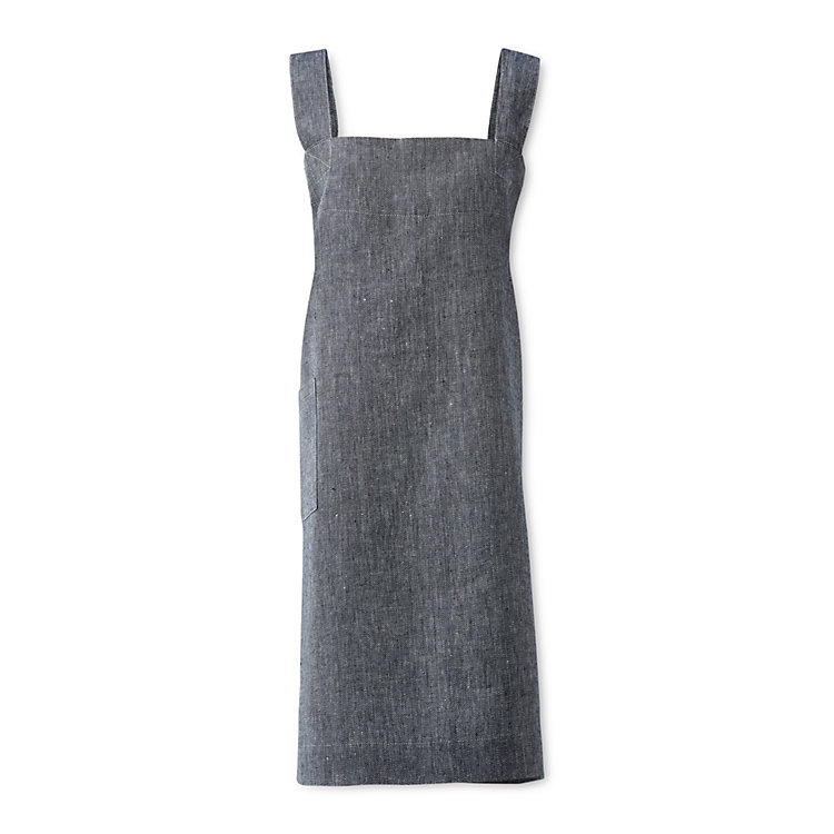 Apron Crosswise, Denim