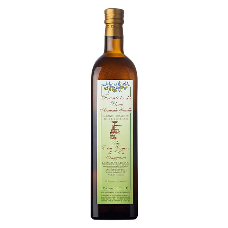 Armando Garello Olive Oil from Liguria 1 l bottle