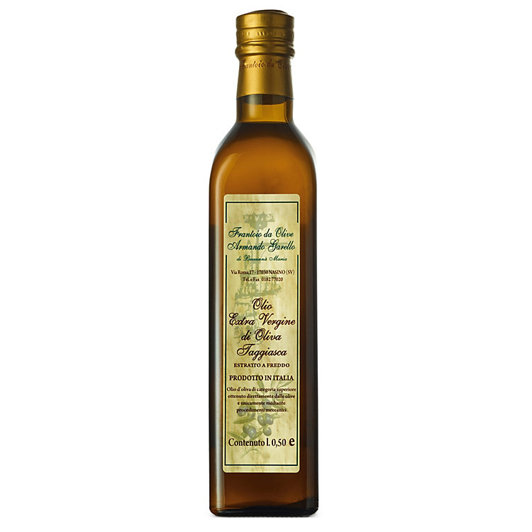 Armando Garello Olive Oil from Liguria