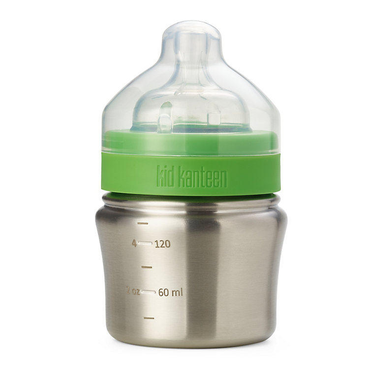 Baby Bottle Stainless Steel 148 ml