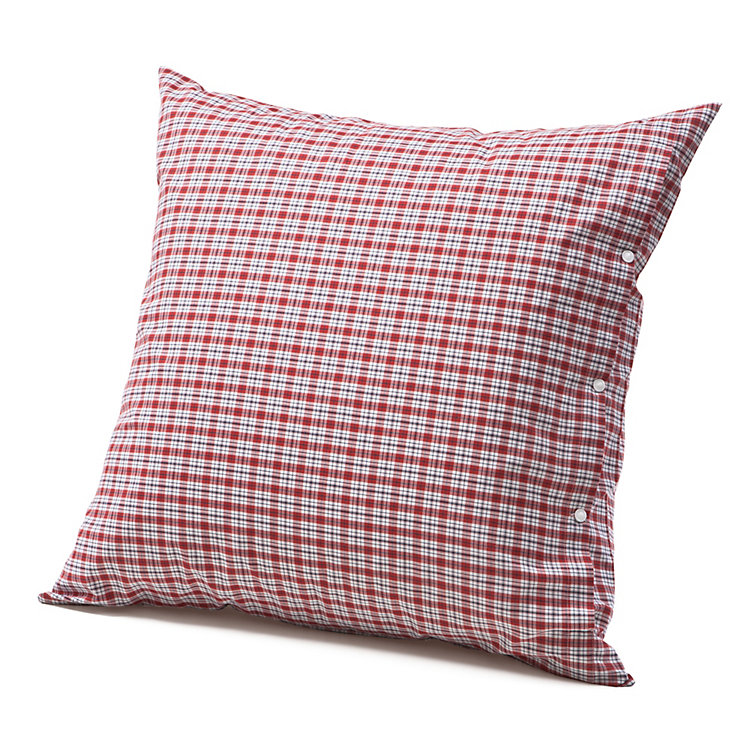Bärenstein Pillow Cases Red 80 x 80 cm