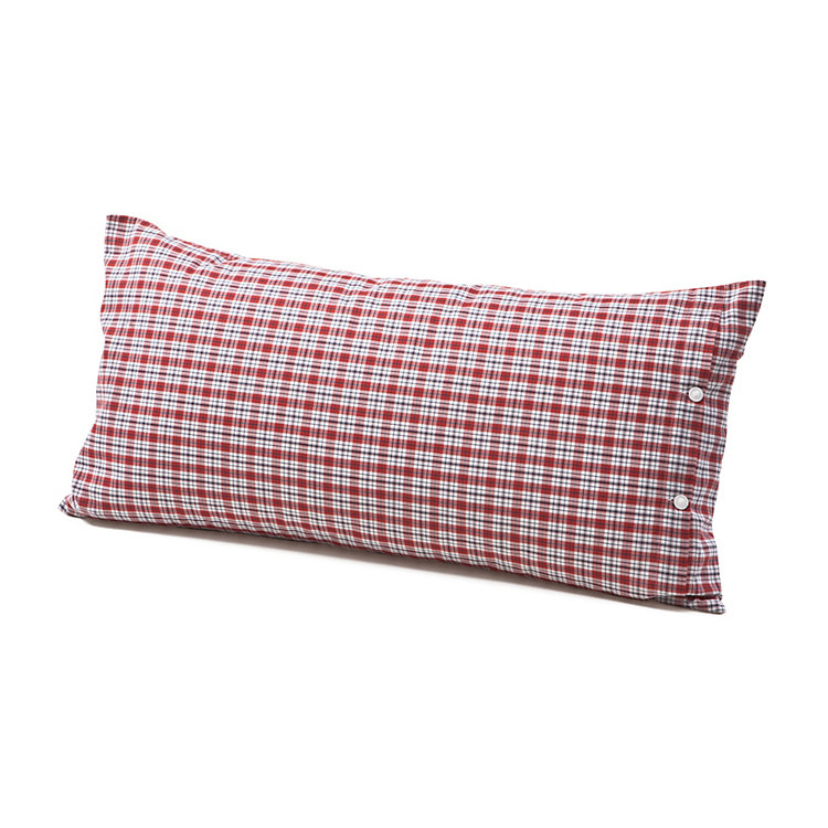 Bärenstein Pillow Cases Red 40 x 80 cm