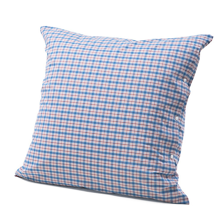 Bärenstein Pillow Cases Blue 80 x 80 cm