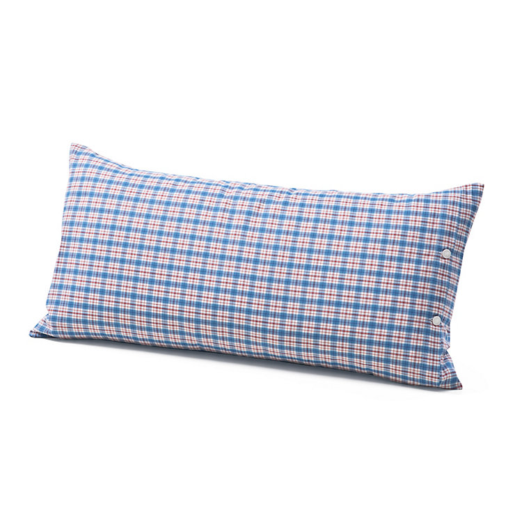 Bärenstein Pillow Cases Blue 40 x 80 cm
