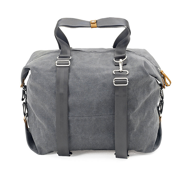 Bag Simple Holdall Grey