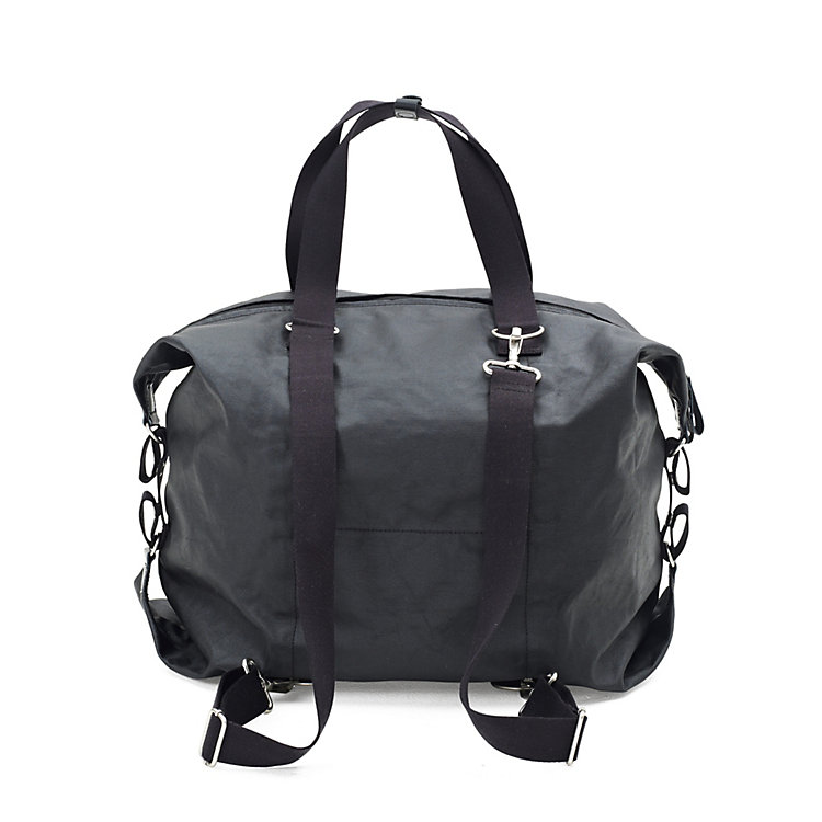 Bag Simple Holdall Jet Black