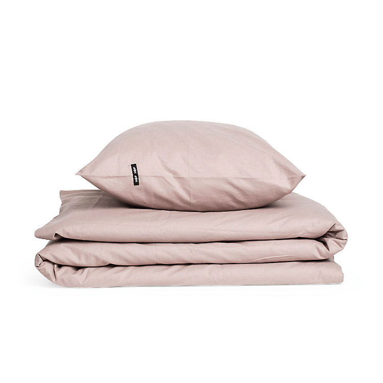 Bed-Set Pure Pink