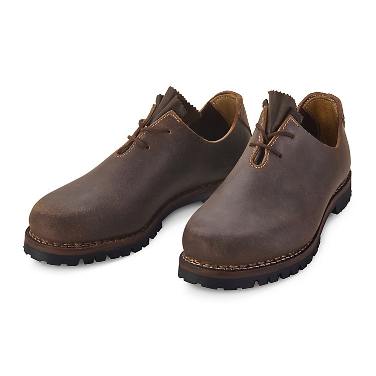 Bertl Haferlschuh Brown