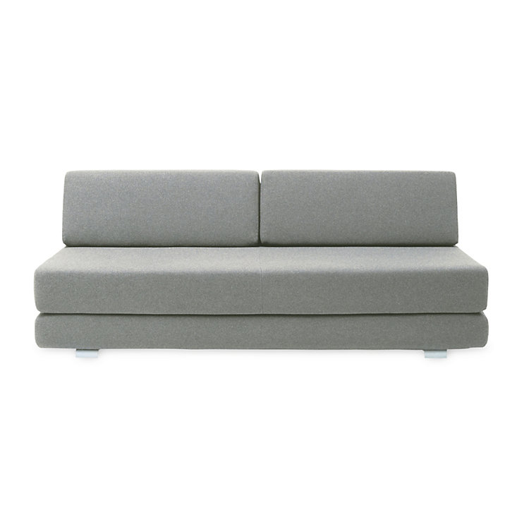 Bettsofa Lounge Plus Hellgrau