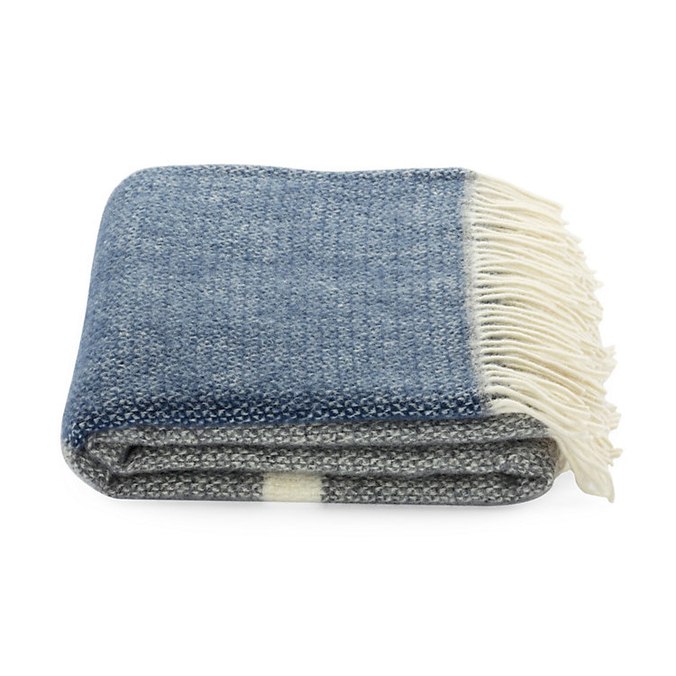 Blanket Illusion Dark Blue-Grey