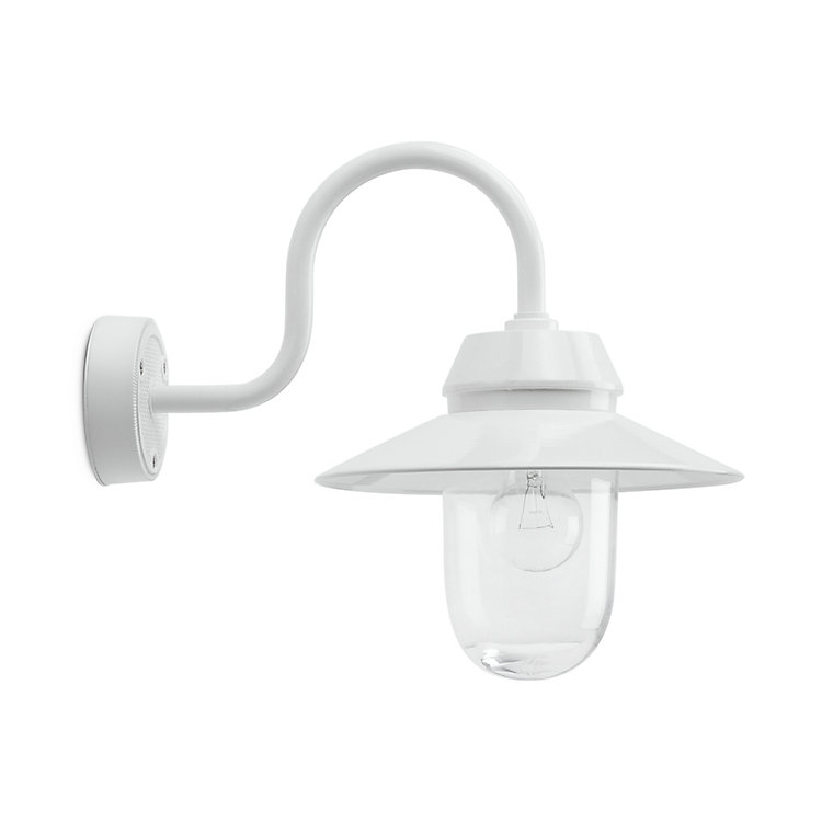 Bolich Outdoor Light Small White