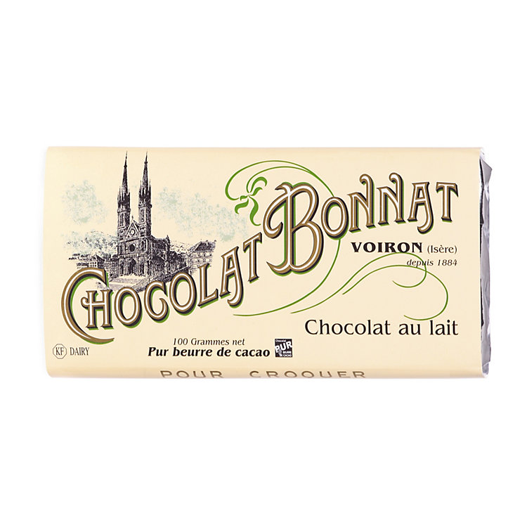 Bonnat Full Milk Chocolate