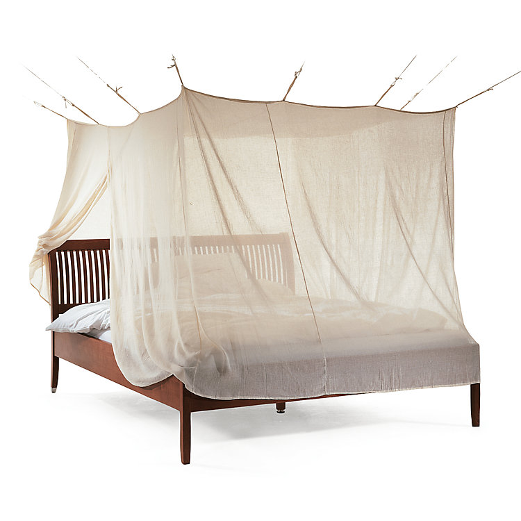 Box-shaped Mosquito Net Large