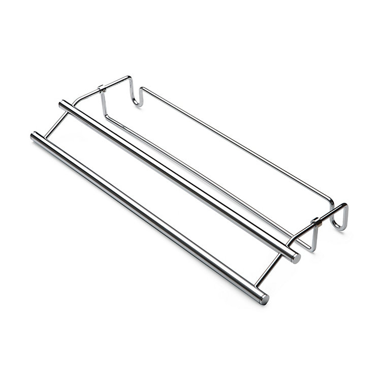 Brass Towel Rail for Radiators Large, 55 cm