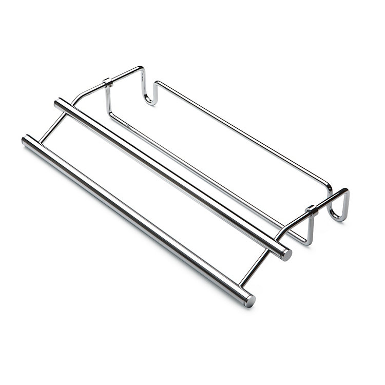 Brass Towel Rail for Radiators Small, 43 cm