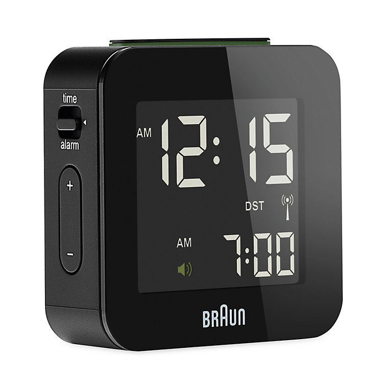 Braun Digital Alarm Clock