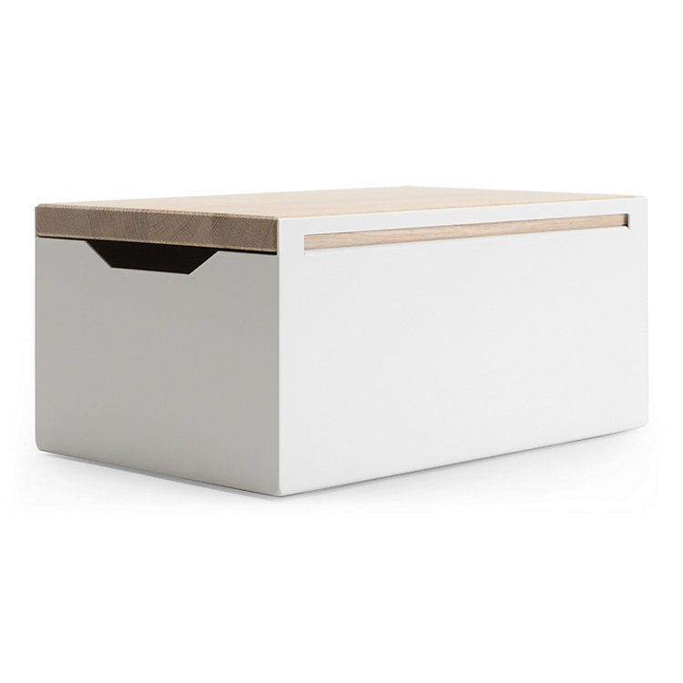 Bread Box MK45 Pure White RAL 9010