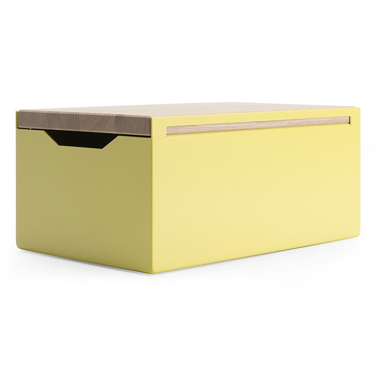 Bread Box MK45 Sulphur Yellow RAL 1016