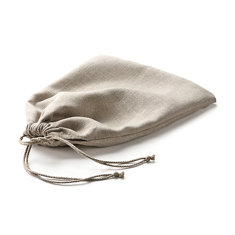 Bread Pouch Made of Pure Linen