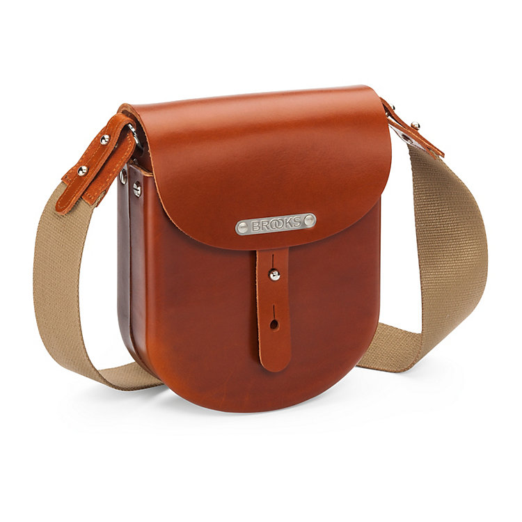 Brooks Small Shoulder Bag Honey