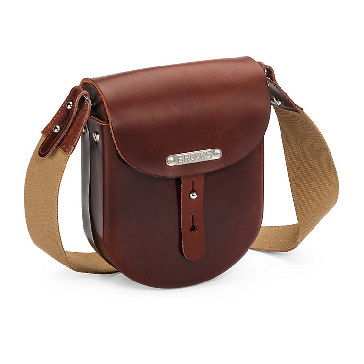 Brooks Small Shoulder Bag Brown