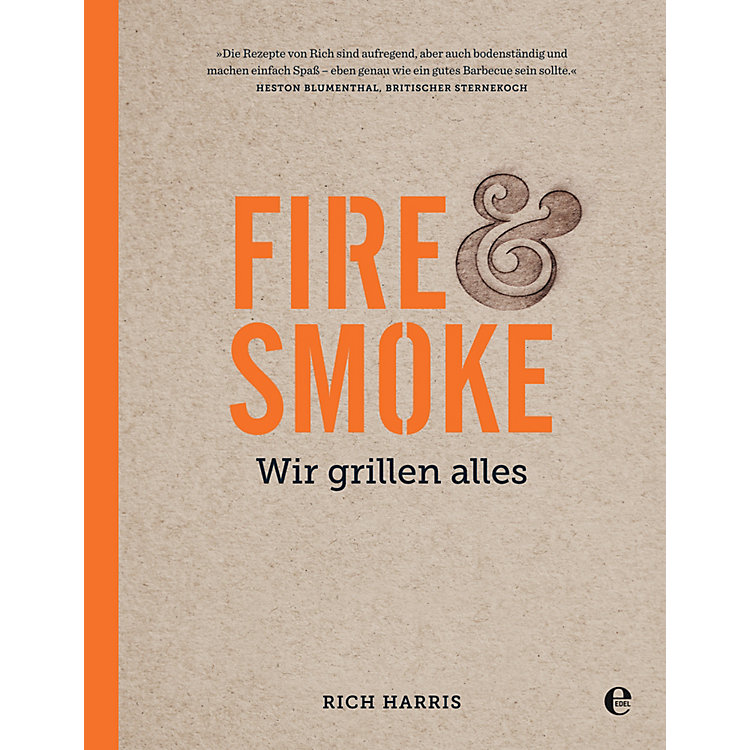 Buch Fire & Smoke