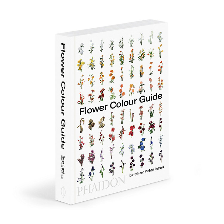 Buch Flower Colour Guide