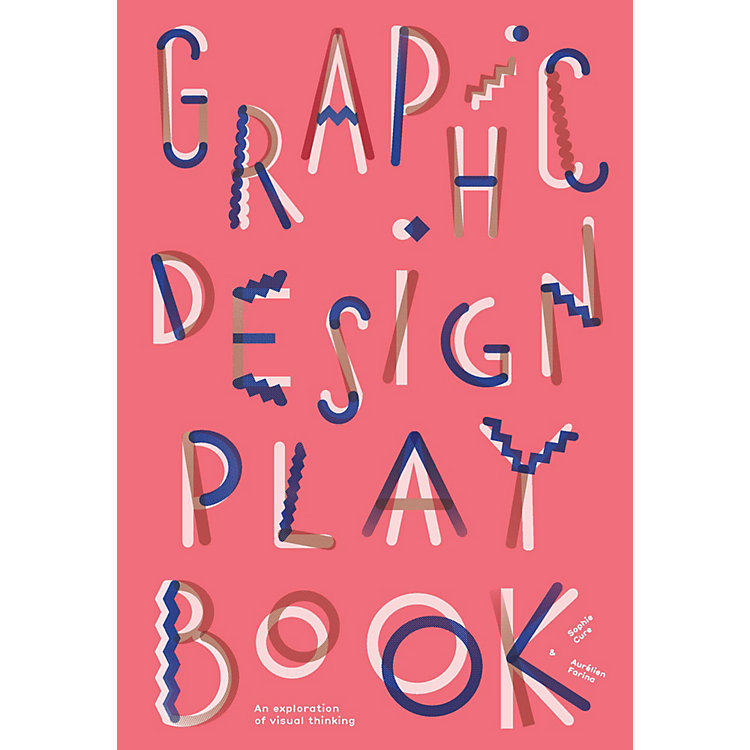 Buch Graphic Design Play Book