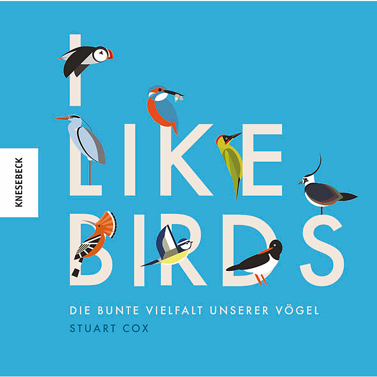 Buch I Like Birds