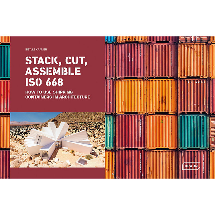 Buch Stack, Cut, Assemble ISO 668