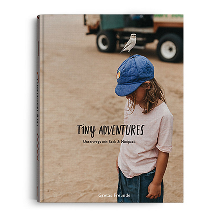 Buch Tiny Adventures