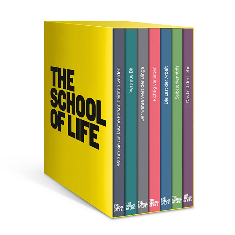 Bücher The School of Life Essays