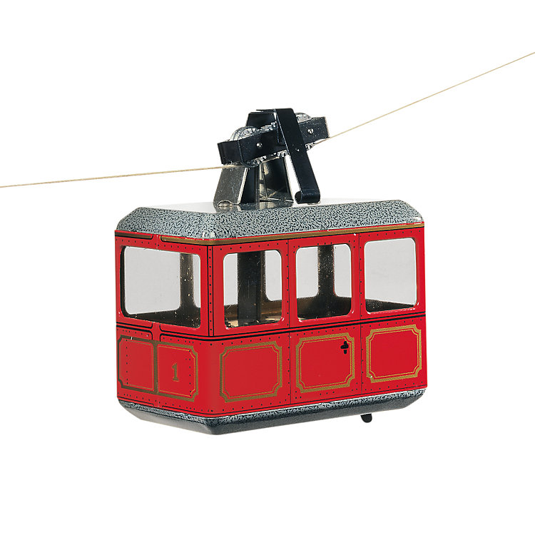 Cable Railway Made of Sheet Steel