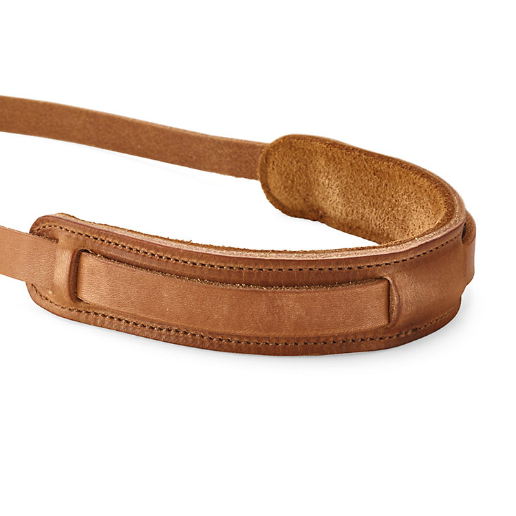 Camera Strap Made of Harness Leather