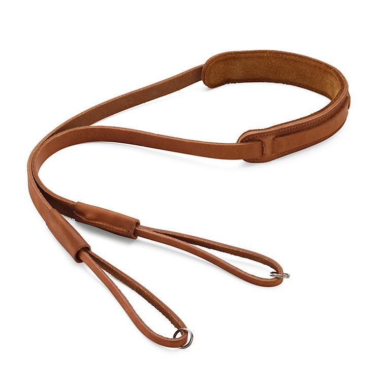 Camera Strap Made of Harness Leather length 140 cm