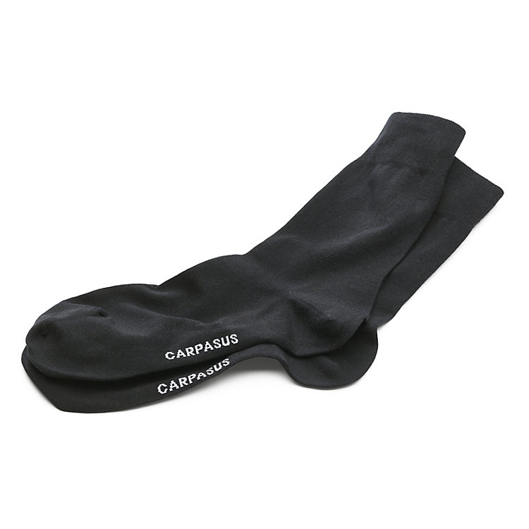 Carpasus Men's Socks Black 39–42