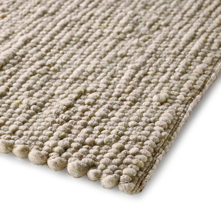 Carpet Woven From Fox Sheep Wool 130 x 200 cm?