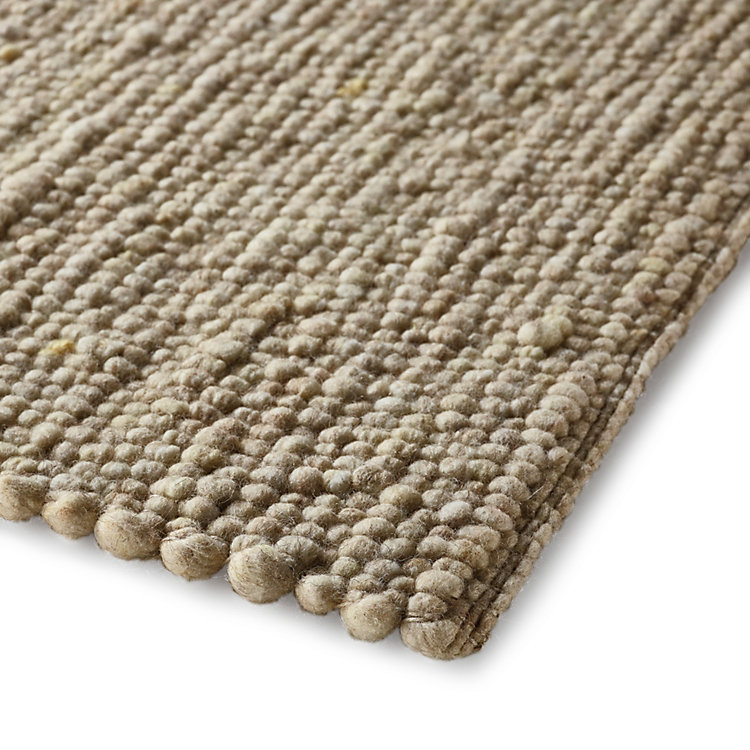 Carpet Woven From Fox Sheep Wool 70 x 140 cm