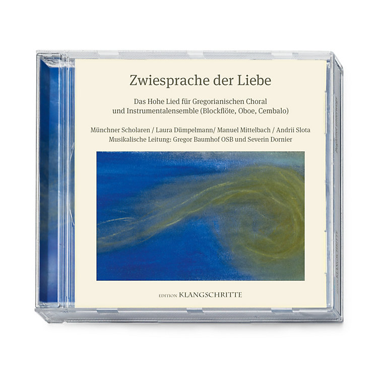 CD: Zwiesprache der Liebe – A Dialogue of Love