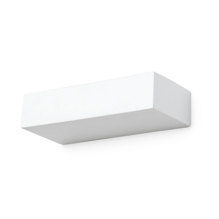 Ceramic Wall Lamp Rectangular